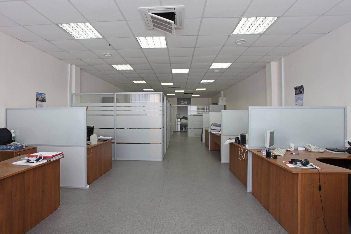 Офисные перегородки в Астане