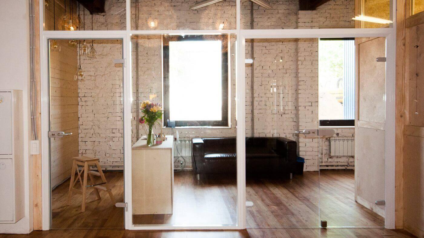Остекление - фото с сайта Коктем Дизайн