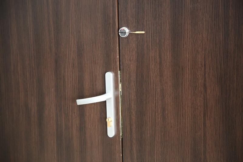 Глухая дверь-1 - фото от Коктем Дизайн Астана