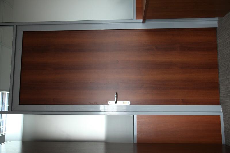 Глухая дверь-3 - фото от Коктем Дизайн Астана