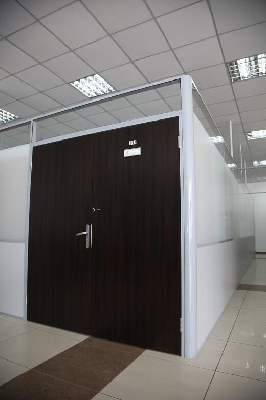 Глухая дверь-6 - фото от Коктем Дизайн Астана