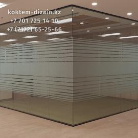 Стекляный бутик от Коктем Дизайн