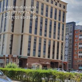 Остекление зданий в Нур-Султане