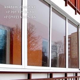 Монтаж плстиковых окон от Коктем Дизайн