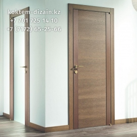 Двери глухие для офиса от Коктем Дизайн