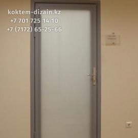 Стеклянные двери от Коктем Дизайн