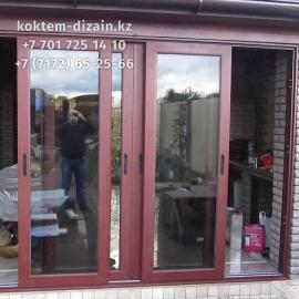 Раздвижные двери от Коктем Дизайн