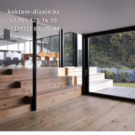Раздвижные двери в Астане от Коктем Дизайн