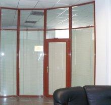 Перегородки для офисов - фото от Коктем Дизайн Астана
