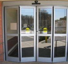 Алюминиевые двери-11 - фото от Коктем Дизайн Астана