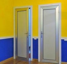 Алюминиевые двери-1 - фото от Коктем Дизайн Астана