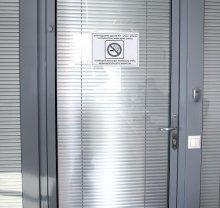 Алюминиевые двери-3 - фото от Коктем Дизайн Астана