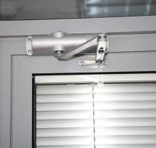 Алюминиевые двери-5 - фото от Коктем Дизайн Астана