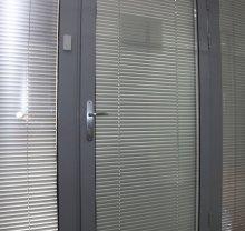 Алюминиевые двери-6 - фото от Коктем Дизайн Астана