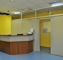 Раздвижные двери - фото от Коктем Дизайн Астана