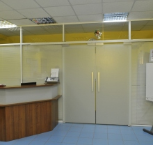 Раздвижные двери-2 - фото от Коктем Дизайн Астана