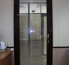Стеклянные двери-2 - фото от Коктем Дизайн Астана