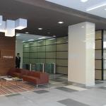 стеклянные перегородки фото от компании Коктем Дизайн Астана