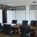 остекление офиса от компании Коктем Дизайн Астана