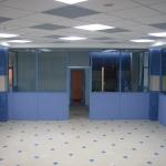 разграничение пространства помещения от компании Коктем Дизайн Астана