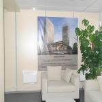 перегородки в здании от компании Коктем Дизайн Астана