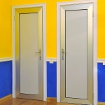Стеклянные двери от компании Коктем Дизайн Астана