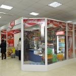 Бутики в торговых домах от компании Коктем Дизайн Астана