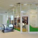 бутики в ТЦ от компании Коктем Дизайн Астана