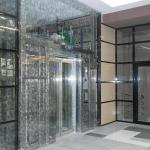 стеклянные двери фото от компании Коктем Дизайн Астана