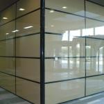 стеклянные перегородки в ТД от компании Коктем Дизайн Астана