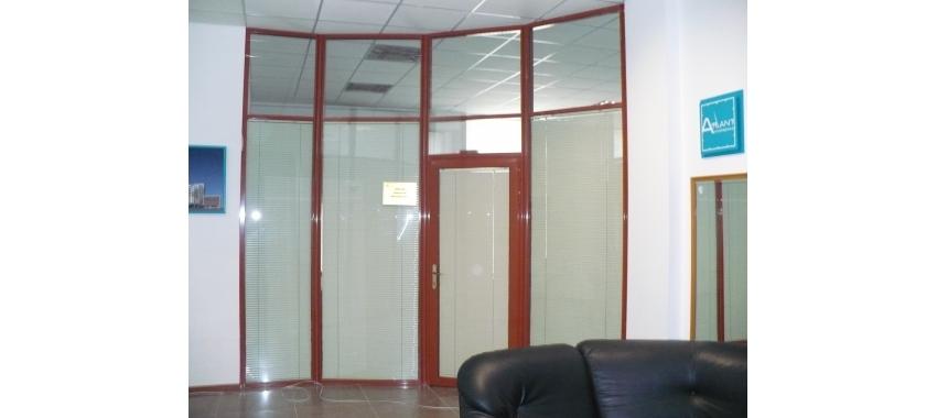 Перегородки для офисов фото
