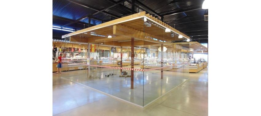 остекление бутиков в Астане