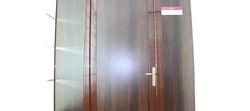 Глухие двери в Астане