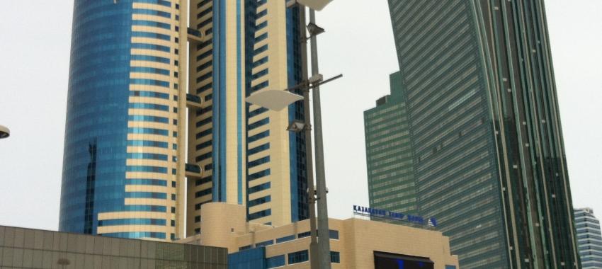 АЗ «Изумрудный квартал» - проект Коктем Дизайн