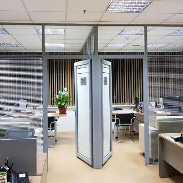 Перегородки для офиса от Коктем Дизайн